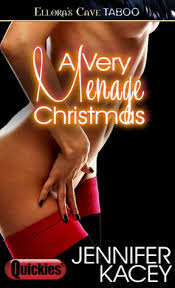 A Very Menage Christmas Cover